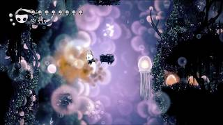 Hollow knight Fragile flower path to success.