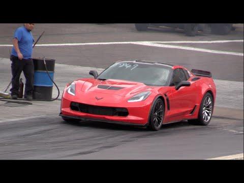 2016 Corvette Z06 vs Chevy Corvette ZR1 - YouTube
