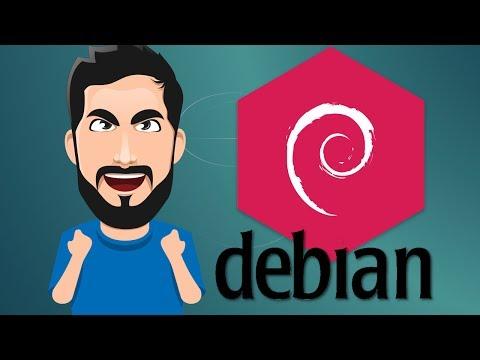 "Conheça SISTEMA UNIVERSAL! - Debian 9 ""Stretch"" Overview"