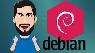 Conheça SISTEMA UNIVERSAL! - Debian 9