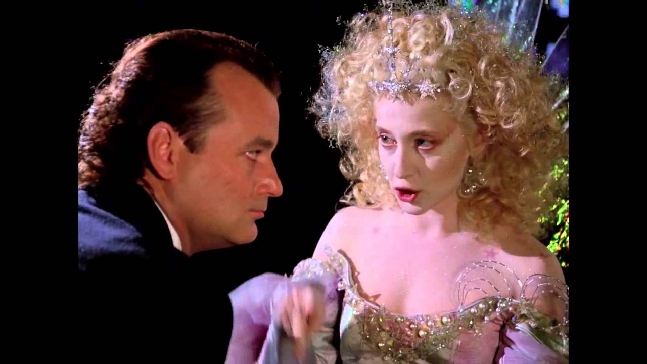 Scrooged - The Truth is Painful