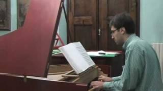 """Donato """"Polnischer Tantz"""" / Luigi Chiarizia, harpsichord"""