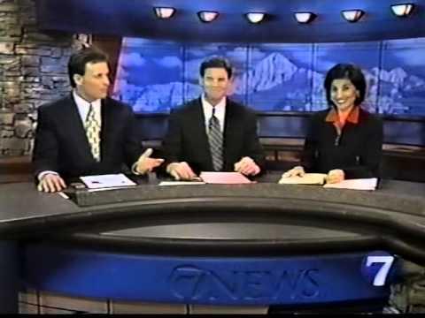 KMGH 10pm News, February 2000