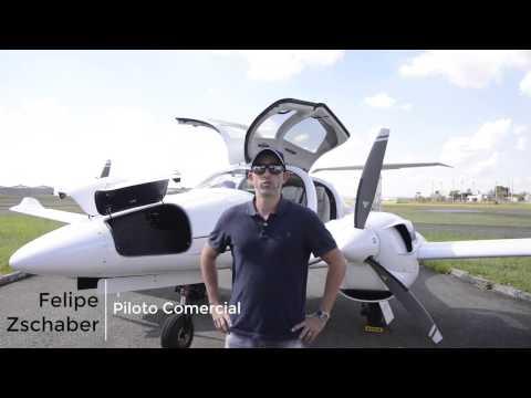 Felipe Zschaber - Depoimento Diamond DA62