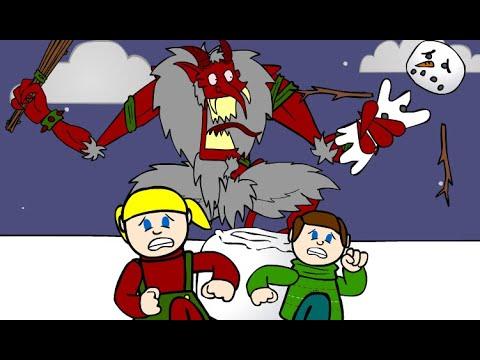 The Krampus! - Animated Music Video