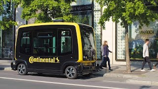 Continental Cube – Continental Urban Mobility Experience