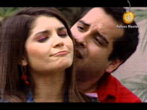 Fernando besa a Pollo Gordo