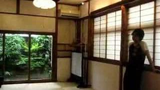 お茶屋すず香さんのお座敷でYOGA。スタジオには無いリラクゼーショ...