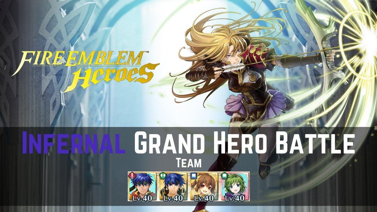 the grand hero