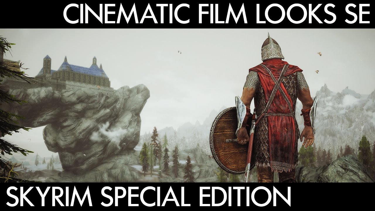 Cinematic FIlm Looks ENB Overview and Tutorial
