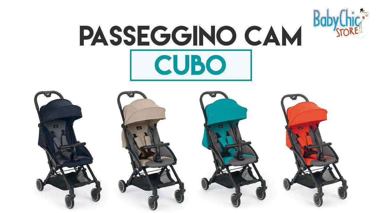4c369b76b9ac3 Passeggino Cubo di Cam - La videorecensione - YouTube