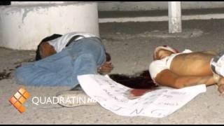 7 asesinados en Lázaro Cárdenas thumbnail