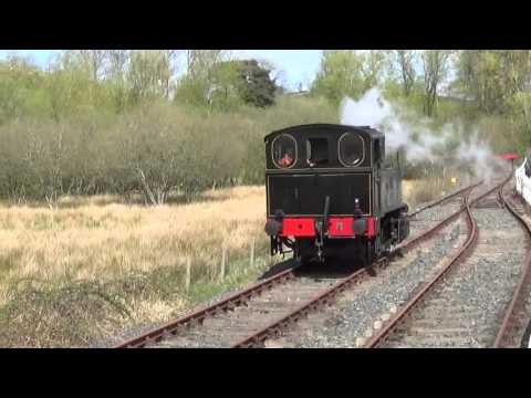 Steam at Downpatrick & County Down Railway - 02/05/2016