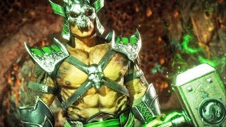 Mortal Kombat 11: História do Shao Kahn