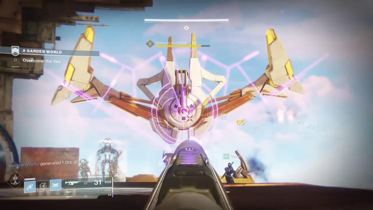 4/6/2019 Destiny 2 (Offstream Legacy Strikes)
