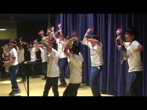 Dance at Dunwoody Elementary School