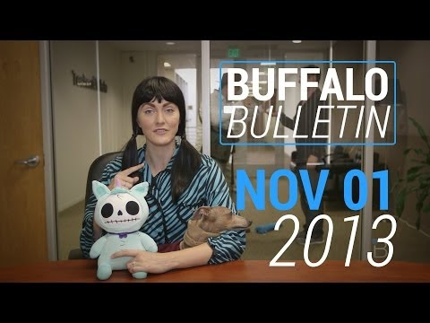 Nexus 5, PlayStation 4 Hard Drives, Amazon Smile and More - Buffalo Bulletin