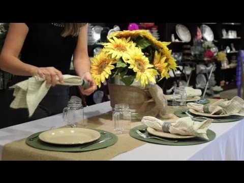 How to decorate a table with a galvanized bucket table for How to decorate a bucket