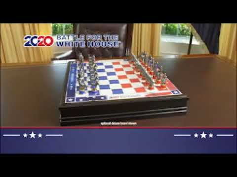 Stacy - Get a Load of this 2020 Chess Set