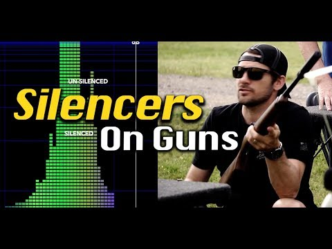 Air Rifle & Airgun Suppressors and Firearm Silencers : American Airgunner TV