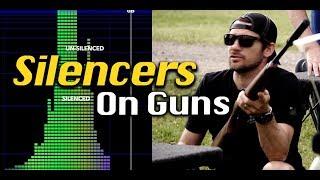 Air Rifle Suppressors and Firearm Silencers for Air Guns
