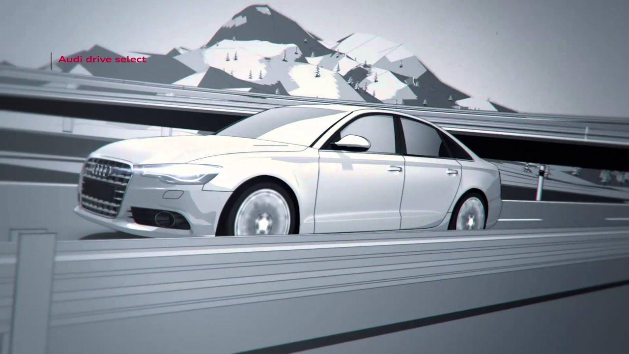 AUDI drive select 2012
