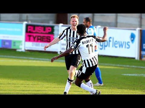 Wealdstone Notts County Goals And Highlights