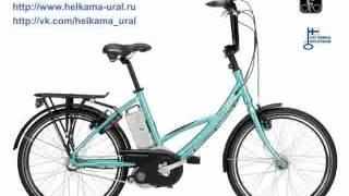 Электровелосипеды Helkama