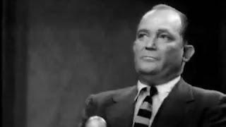 You Bet Your Life #55-28 Henry McLemore, newspaper columnist (Secret word 'Book', Apr 5, 1956)