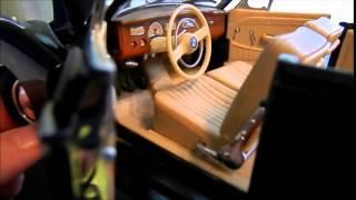 Maisto BMW 502 1:18 (Oldtimer) - vcsaba91