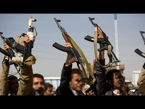 War In Yemen: Temporary Capital Attacked, President Missing