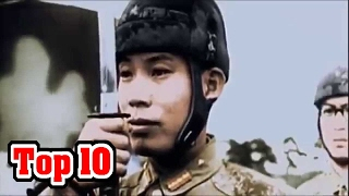 Top 10 Largest Armies Throughout History