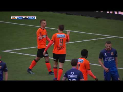 Samenvatting FC Volendam - Go Ahead Eagles (28-01-2018)