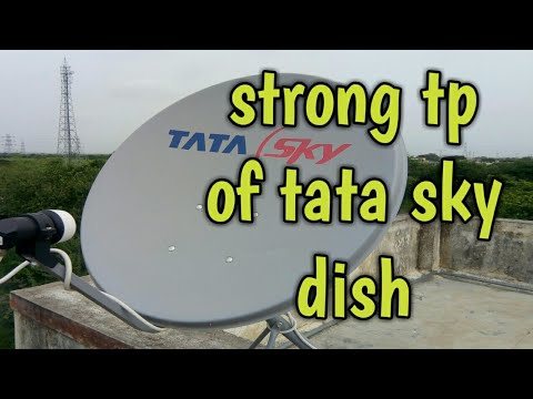 Tata sky strong tp 2018 | New strong transponder of tata sky dish