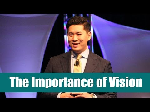 Danny Bae Shares The Importance of Having Vision