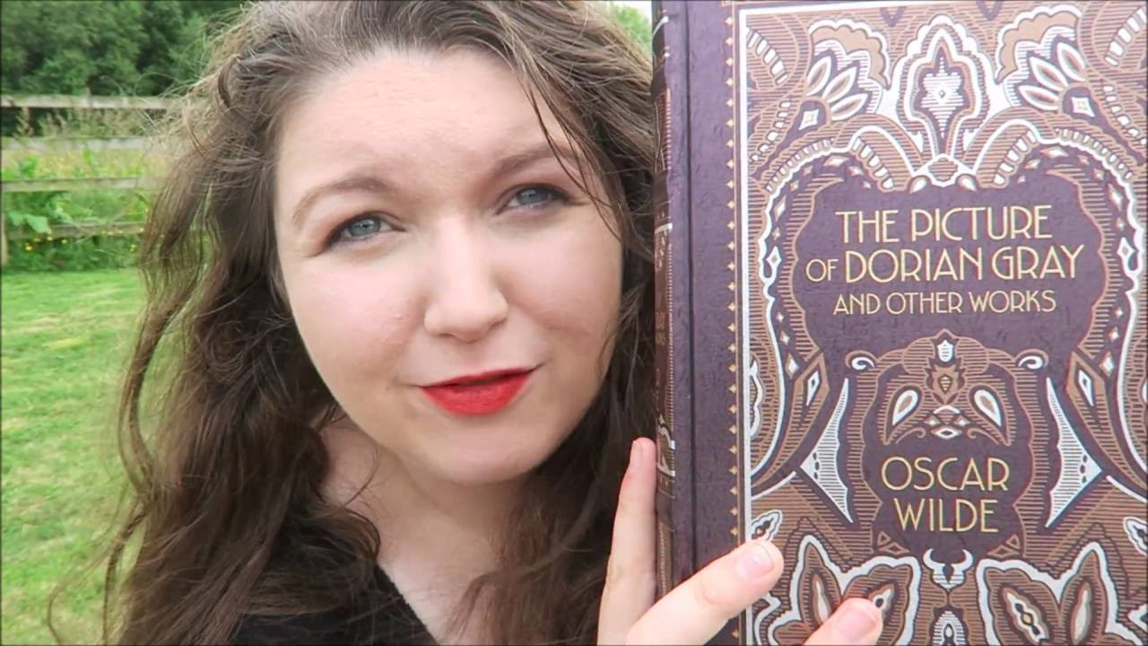 Barnes and Noble Leatherbound Classics The Picture of Dorian Gray     Barnes and Noble Leatherbound Classics The Picture of Dorian Gray  Oscar  Wilde Review   YouTube