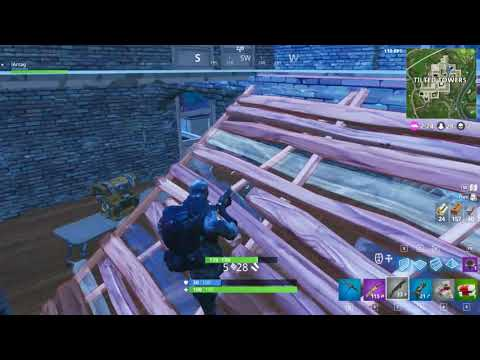 Fortnite Quicky #2 - 200 IQ Outplay feat. Karma