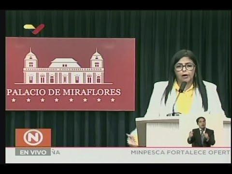 Delcy Rodríguez responde luego de que Tribunal aprobó entrega de Citgo a la canadiense Crystallex