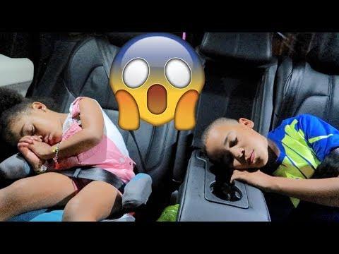 THE KIDS WON'T WAKE UP!!!