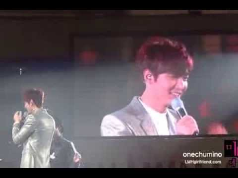 2014 01 18  Lee Min Ho My Everything Full Version 1(by Onechumino)