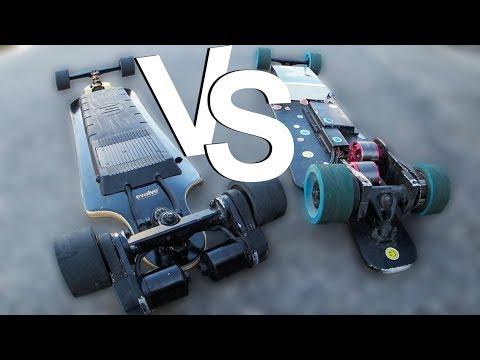 DIY vs BUY - Electric Skateboard