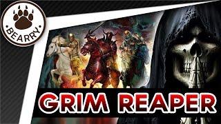 ยมทูต กริม รีปเปอร์ Grim Reaper กับ 4 จตุรอาชาแห่งวันสิ้นโลก 4 Horsemen of the Apocalypse