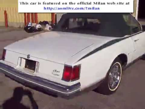 1977 Cadillac Seville Milan - YouTube