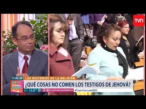Testigos de Jehová- Reportaje y Entrevista en  TVN Chile 12 Abril 2018
