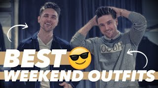 OOTW 2018 Men : Best Outfit for the weekend : Clothing haul : Menswear