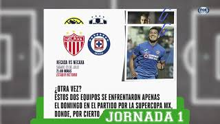Liga MX: Jornada 1, Apertura 2019