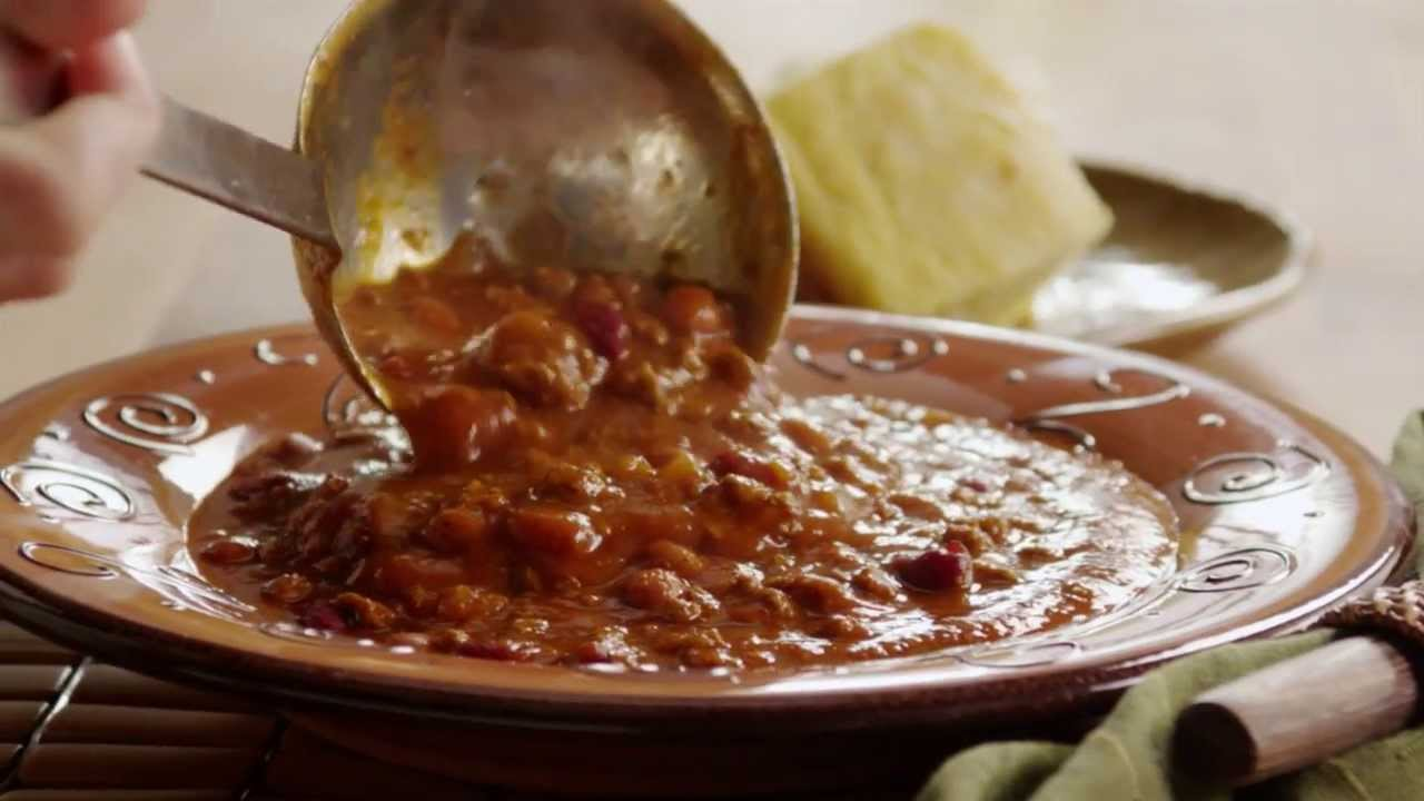 Chili Recipe - How to Make Beef and Bean Chili - YouTube