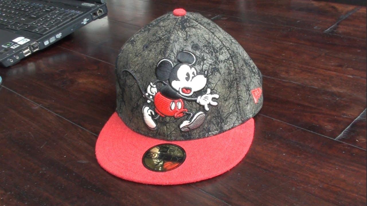 bbd955eeae9 gorras new era mickey mouse
