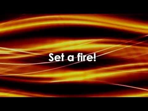 Building 429 - Set A Fire