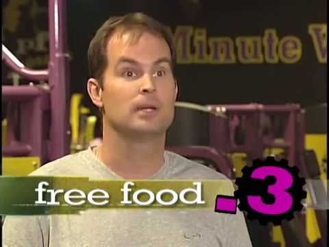WHY YOU SHOULD JOIN PLANET FITNESS - LOST PLANET FITNESS COMMERCIAL - 동영상